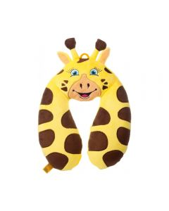Almohada Giraffe Go Travel GT2700 Amarillo