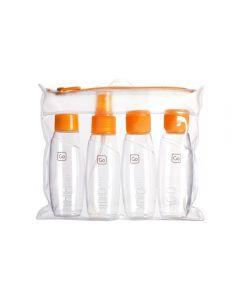 Botellas De Cabina Go Travel GT658 Naranjo
