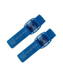 Pulseras Antimareo 100% Naturales Go Travel GT900 Azul