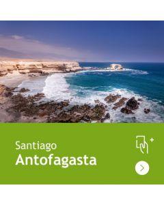 Gift Travel Card - Descuento de $2.500 para ruta Santiago / Antofagasta (ida y vuelta)