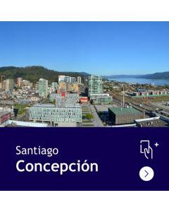 Gift Travel Card - Descuento de $8.500 para ruta Santiago / Concepción (ida y vuelta)