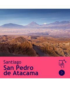 Gift Travel Card - Descuento de $31.500 para ruta Santiago/Calama (ida y vuelta)