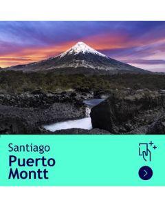 Gift Travel Card - Descuento de $31.500 para ruta Santiago/Puerto Montt (ida y vuelta)