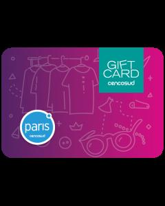 Gift Card $300.000 Paris