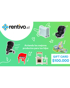Gift Card $100.000 en Rentivo