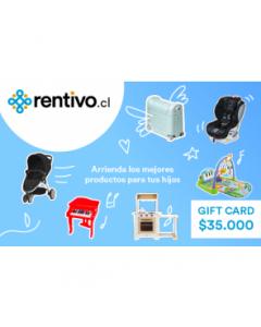 Gift Card $35.000 en Rentivo