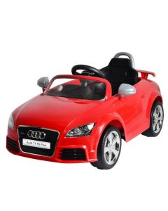 Audi TT Rojo