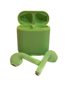 Audifono Bluetooth Tecno I12 Verde