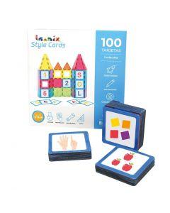 Juego Magnético Imanix Style Cards Representación Numérica