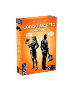 Juego de Mesa Código Secreto Imágenes Devir JDM