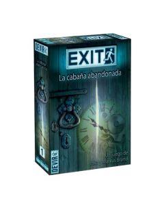 Juego de Mesa Exit La Cabaña Abandonada Devir JDM