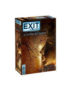 Juego de MesaExit La Tumba del Faraon Devir JDM