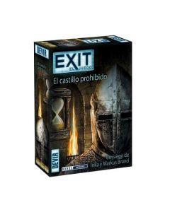Juego de Mesa Exit El Castillo Prohibido Devir JDM