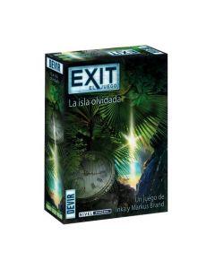 Juego de Mesa Exit La Isla Olvidada Devir JDM