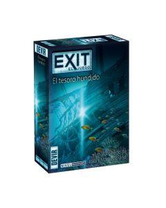 Juego de Mesa Exit El Tesoro Hundido Devir JDM