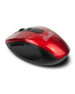 Mouse Inalámbrico KlipXtreme KMW-330RD Vector Red