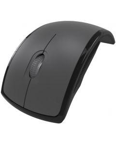 Mouse Inalámbrico KlipXtreme KMW-375BK Nano Lightflex Grey