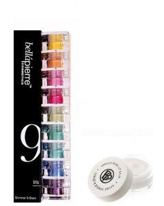 Kit Maquillaje Bellapierre Stack Shimmer Iris Lip Balm
