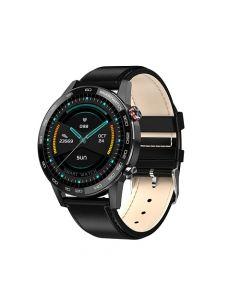 Smartwatch Keiphone Kunza Pro Negro Cuero