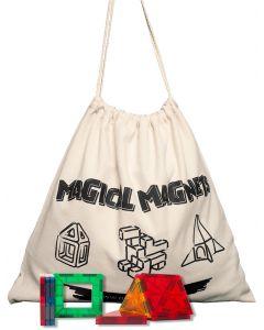 Bolsa Saco Magical Magnets Magnets+12 Magical Solid Beige