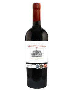 Pack 6 Vinos Marques de Cazaux Gran Reserva Cab. Sauvignon