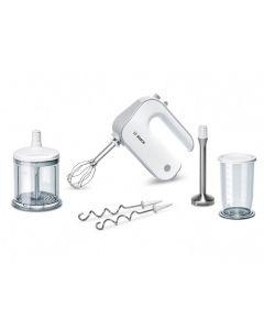 Batidora De Repostería HomeProfessional Bosch MFQ4080 Blanco