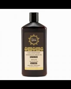 Acondicionador Cabello Seco Moroccan Spa Argan Oil
