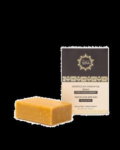 Jabón de Cara Y Cuerpo Moroccan Spa Argan Oil
