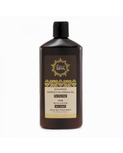 Shampoo Cabello Seco Moroccan Spa Argan Oil