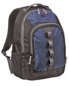 Mochila Wenger Reach Porta Laptop Mars Essential Azul/Gris