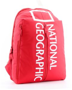 Mochila NATIONAL GEOGRAPHIC Inspiration Rojo