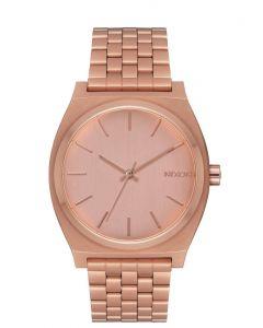 Reloj Análogo Nixon Time Teller Rose Gold