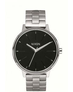 Reloj Análogo Nixon Kensington All Silver/Negro