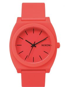 Reloj Análogo Nixon Time Teller P Orange