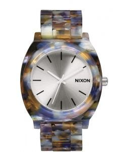 Reloj Análogo Nixon Time Teller Acetate Watercolor