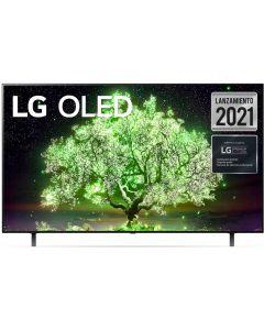 Smart TV LG OLED 4K A1 con ThinQ AI