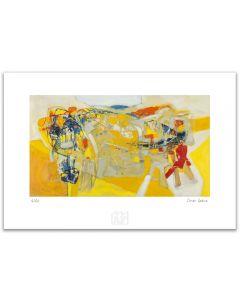 Omar Gatica - Ciclo vital Artefactory (Lámina) Imp. Giclée