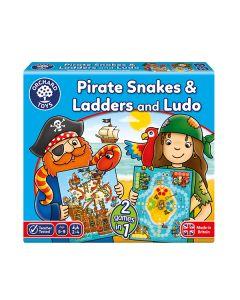 Juegos de Mesa Orchard Toys OR040 Juego Familiar de Piratas