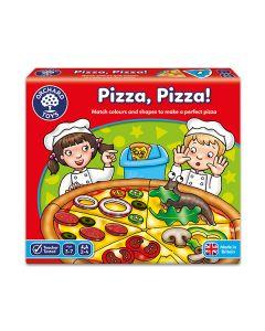 Juegos de Mesa Orchard Toys OR060 Familia con Pizza Pizza