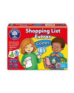 Juegos de Mesa Orchard Toys OR091 Shopping List Extras
