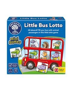 Juegos de Mesa Orchard Toys OR355 Pequeño Bus