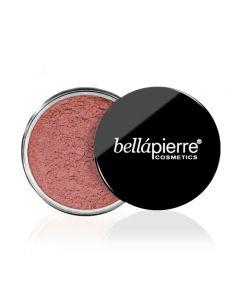 Rubor Polvo Maquillaje Bellapierre Mineral Blush Suede