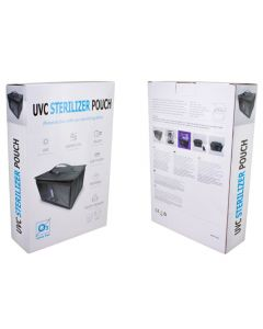 USB Necessaire Esterilizador UV Tecno USB R14