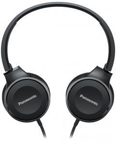 Audífonos Panasonic RP-HF100E-K Negro