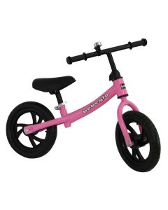 Bicicleta de Aprendizaje Bebeglo RS-1620-2 Fucsia