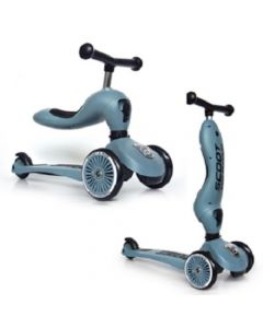 Scooter Scoot and Ride Highwaykick 1 S206 Acero