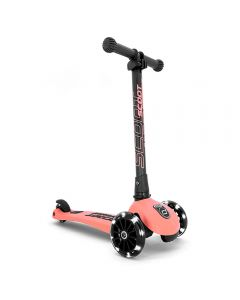 Scooter Highwaykick 3 LED Scoot and Ride S223 Durazno