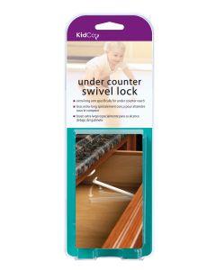 Protector de Apertura para Cajones xl 4 u KidCo S341 Blanco