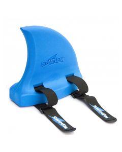Flotador Aleta de Tiburón SwimFin Azul