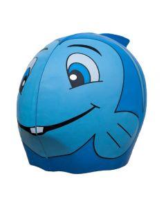 Gorro de Natación SwimFin S440229 Azul